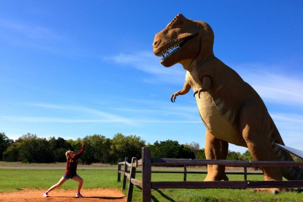 Dinosaur Valley Glen Rose Review| Meagan Tilley
