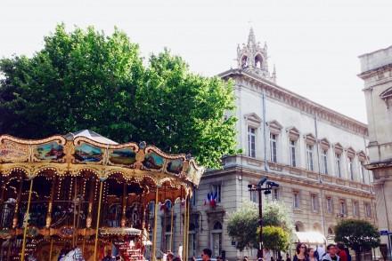 Taking Topdeck | Avignon